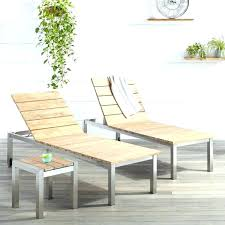outdoor chaise lounge chairs with wheels 3 piece teak outdoor