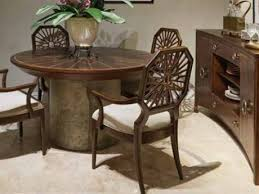 mahogany dining room set stanley furniture crossing colonial mahogany dining room