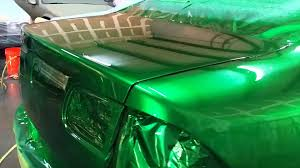 Green Paint Supreme Autoworks Organic Green H O K Youtube