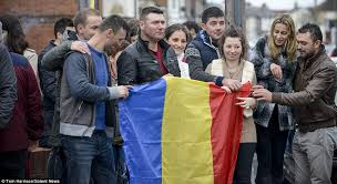 The Social Cast Romanians Vote In Their Country U0027s Presidential Election In