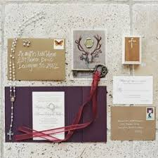 photo wedding invitations rustic wedding invitations