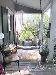 spring into summer front porch ideas cottage in the oaks