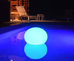 floating led pool lights floating pebble lights floating pool lights great range
