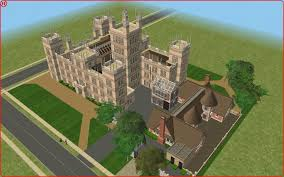 mod the sims should my next project become downton abbey or