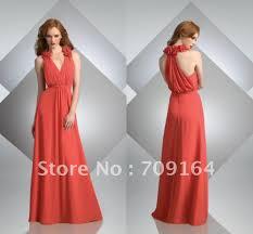 long chiffon bridesmaid dresses fashion life