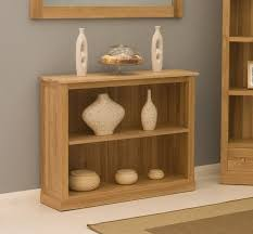 Living Room Bookcase Conran Solid Oak Contemporary Furniture Low Office Living Room