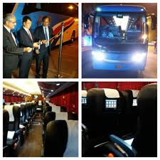 daewoo daewoo express brings volvo busses in its new gold class