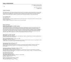 sample of objectives on a resume maintenance administrator resume sample quintessential livecareer click here to view this resume