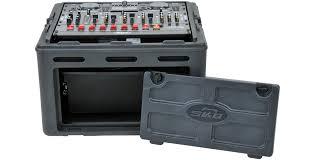 Audio Rack Case Audio And Dj Rack Case Skb Music Proav