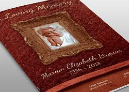 Funeral Program Covers 22 Best Funeral Images On Pinterest Program Template Funeral