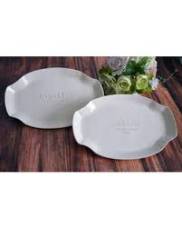 personalized platters wedding here s a great price on parent wedding gift thank you gift for