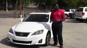 lexus is 250 deals limbaugh toyota 2011 lexus is 250 white youtube