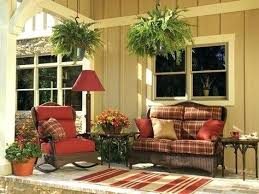 Front Porch Patio Furniture by Woven Resin Wicker Patio Furniture Front Porch Decorating Ideas