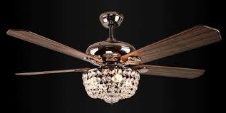 48 ceiling fan with light the best of luxury 48 80w crystal led ceiling fan lights with heavy
