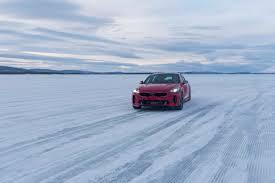 lexus rx330 winter tires 2018 kia stinger gt winter drive motor trend