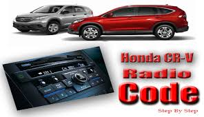 code for radio honda civic honda cr v questions how a i found radio code cargurus