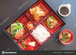 jeux de cuisine de poisson jeu de bento poisson frit photographie topntp 165157186