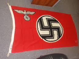 Germany Flag Ww2 Time Traveler Militaria Ww2 German State Service Flag