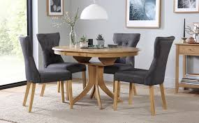 Round Table  Chairs Round Dining Sets Furniture Choice - 4 chair dining table designs