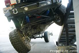 jeep sway bar rear sway bar questions