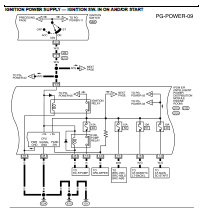 nissan xterra wiring diagram nissan wiring diagrams instruction