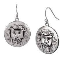 laurel burch earrings lion sterling laurel burch earrings 4031