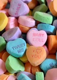 necco hearts a history of conversation hearts baking bites