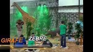 deco jungle bapteme location de décoration safari jungle avec des animaux en résine