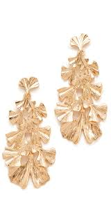 ruby chandelier stella ruby leaf dangle earrings shopbop save up to 25 use