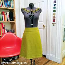 line skirts 5 tips for a flattering fit red handled scissors