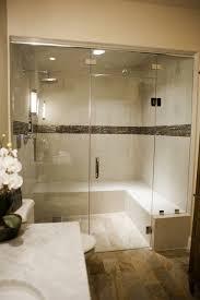 Steam Shower Bathroom Steam Shower Contemporary Bathroom Dc Metro By Collins
