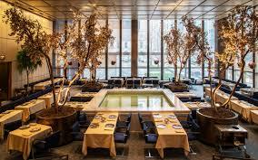 new york city u0027s power lunch restaurants travel leisure