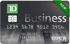Rewards Business Credit Cards Td Business Solutions Credit Card