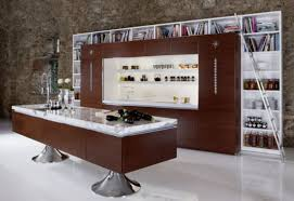 kitchen creative small kitchen design ideas for beautify your full size of kitchen creative small design with sharp warendorf and brown cabinet bookshelf ideas for