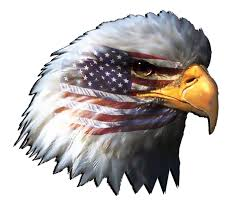 Free American Flag Stickers American Flag Eagle Head Decal Nostalgia Decals