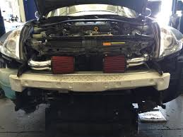 nissan 350z air filter custom performance global auto solutions