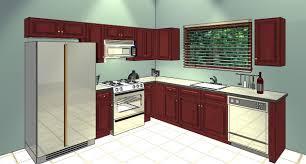 is a 10x10 kitchen small 10x10 kitchen