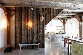 rustic home interior wall in dining room rustic elegance interior design rustic