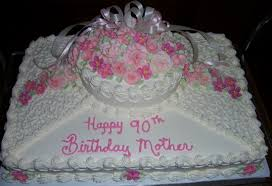90th birthday cakes 90th birthday cake images c bertha fashion decorating ideas