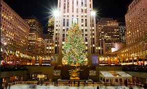 Nyc Tree Lighting Charitybuzz 4 Vip Tickets To The 2014 Rockefeller Center Tree