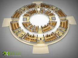 commercial 3d floor plan by yantram studio 3d artist