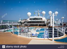 sun deck oceana stock photo royalty free image 82647693 alamy