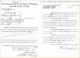 5 washington state divorce papers divorce document