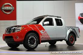 gray nissan truck report nissan delays new frontier until 2018 the news wheel