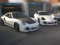 porsche white white porsche 911 the bodyshop the body shop