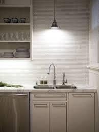 Best Kitchen Remodel Backsplash Images On Pinterest - Small subway tile backsplash