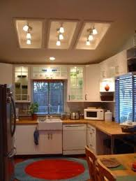 Fluorescent Kitchen Lights Ceiling Update Lighting In The Kitchen To Capture The Most Money From