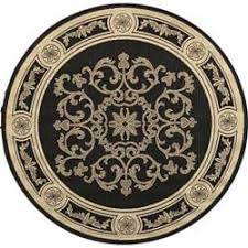 Black Round Rug 5 U0027 X 5 U0027 Rugs U0026 Area Rugs Shop The Best Deals For Oct 2017