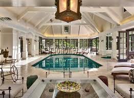 Indoor Pool Design Private Indoor Swimming Pool Design With Kitchen Bar Design Also