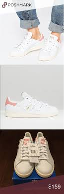 stan smith light pink adidas originals stan smith light baby pink suede boutique